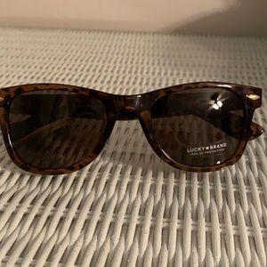 Lucky brand sunglasses NWT